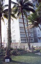 Edifício Nova Era, na Praça 22 de janeiro
