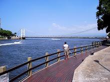 Deck e Ponte Pênsil
