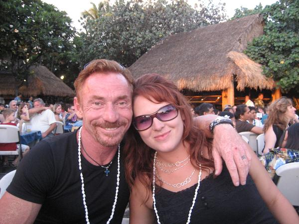 how did danny bonaduce meet amy railsback