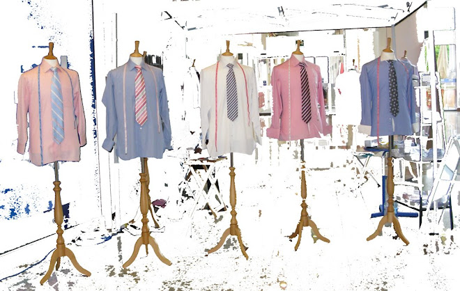 Bespoke Shirts by Green and Jack's