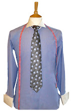 Blue Bespoke Shirt