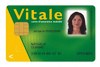 Long awaited Carte Vitale