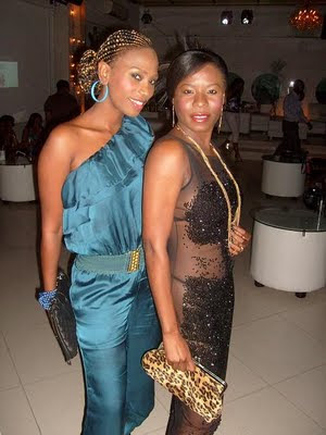 Mange Kimambi And Judith Wambura ( www.ladyjaydee.blogspot.com )