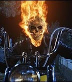 Nicolas Cage IS Johnny Blaze IS Ghost Rider