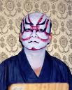 kabuki man is sad