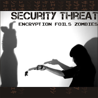 Encryption Foils Zombies