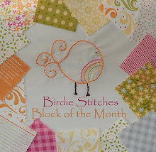 Stitchin' Birdies