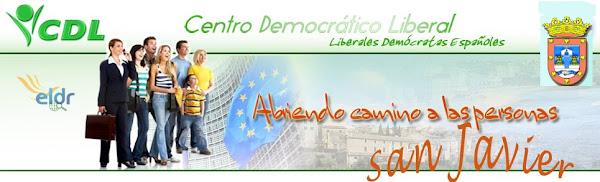 CENTRO DEMOCRÁTICO LIBERAL DE SAN JAVIER