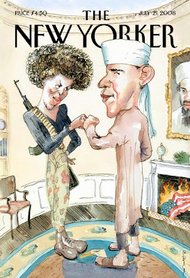 new+yorker Barry Soetoro   Muslim Picture Says It All