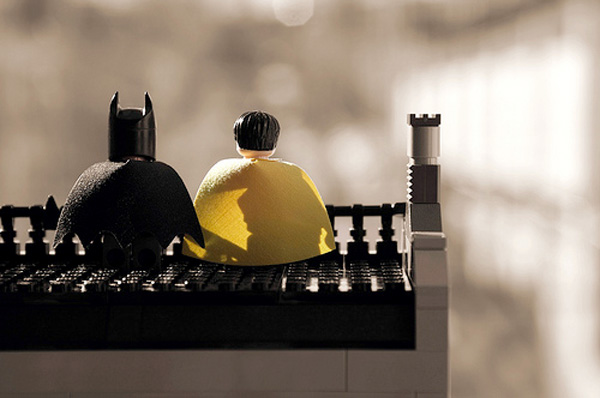 Cool And Creative Examples Of Toy Photography Crazy Pics