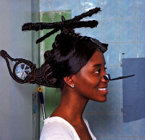 crazy hairstyles pics