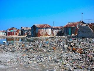 Cite-Soleil, Port au Prince, Haiti