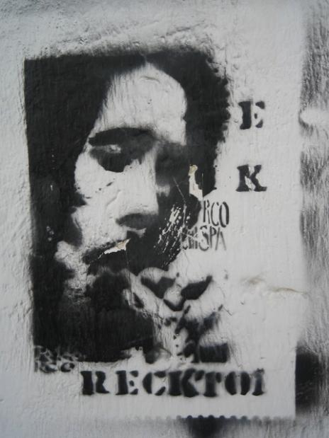 Facts around us beautiful mexico 39 s revolutionary graffiti art for Bob marley mural san francisco