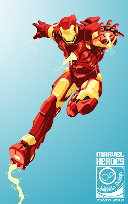 Beautiful Comic Book Inspired Vector Artwork Seen On  www.coolpicturegallery.net