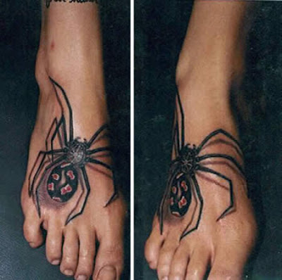 angel tattoos flash « foot tattoos design