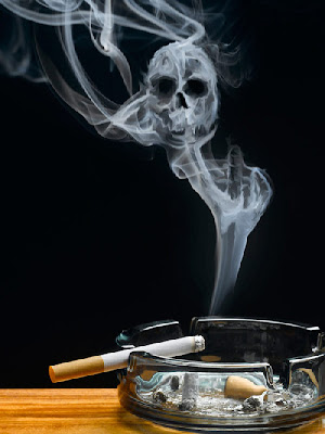 kreasi asap