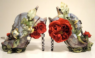 Unusual and Creative Shoe Seen On www.coolpicturegallery.us