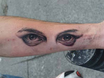10 Creative 3D Tattoos