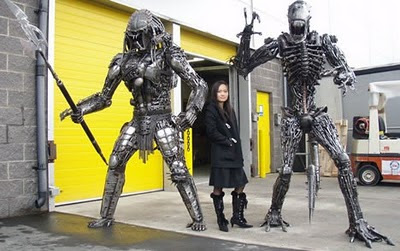 Awesome Modern Day Iron Sculpture Seen On  www.coolpicturegallery.us