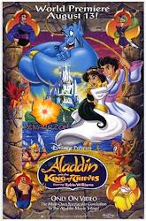Baixar Filme Aladdin e os 40 Ladrões (Dublado) Online Gratis
