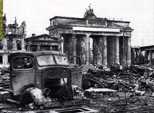 La toma por Berlin Guerra