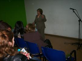 Marta Cortés Encargada Biblioredes Maipú