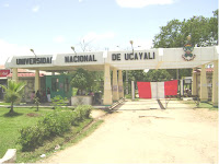 Así permanece desde el 30 de Octubre la Universidad Nacional de Ucayali