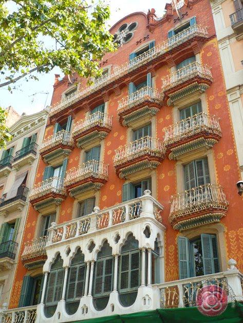 Casa estap modernista route first stop what to do in - Casa modernista barcelona ...