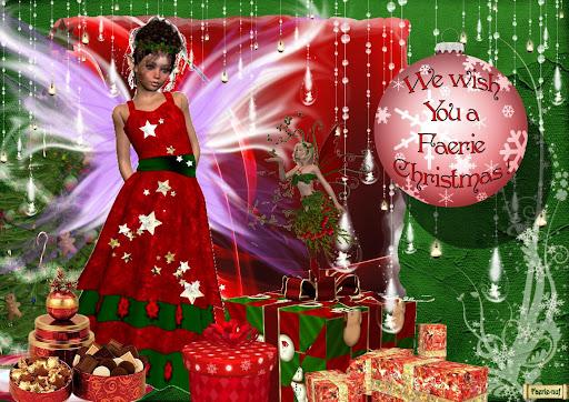 faerie christmas