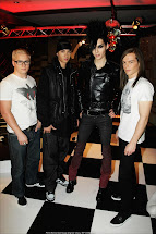 Menina Estranha Tokio Hotel