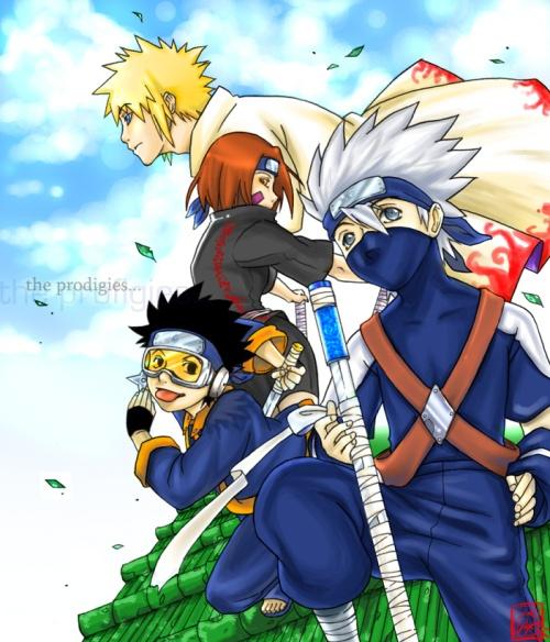 Artikel Naruto: Hatake Kakashi