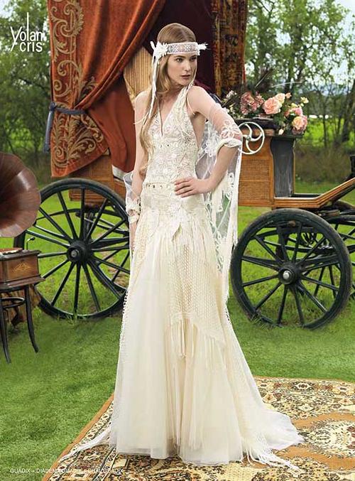 vestidos de novia: vestidos de novia estilo vintage