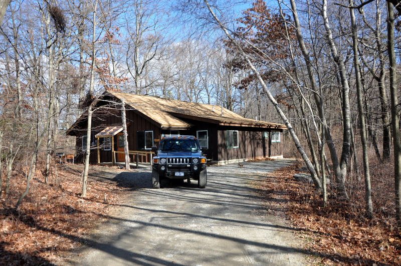 Passinthru Outdoors 2010 New Jersey Muzzle Loader Report