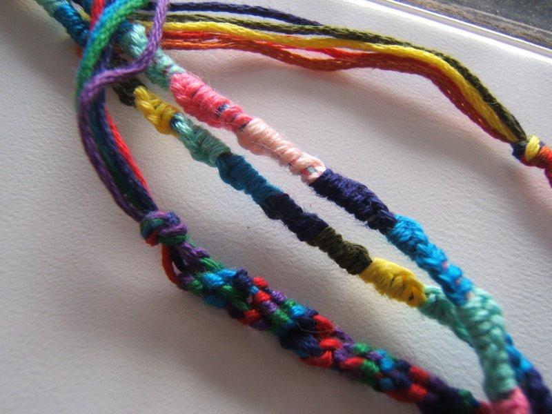 cool friendship bracelets patterns. cool friendship bracelet