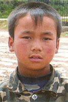 Guang Hui, 9 years old