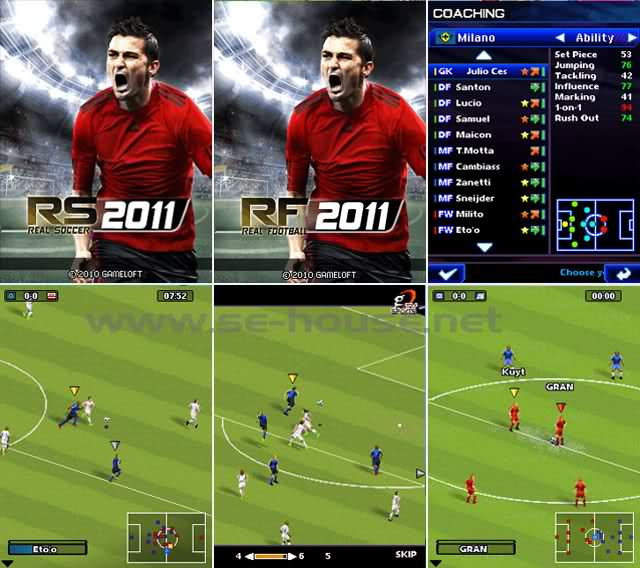 real football 2013 java game for mobile real football 2013 free240