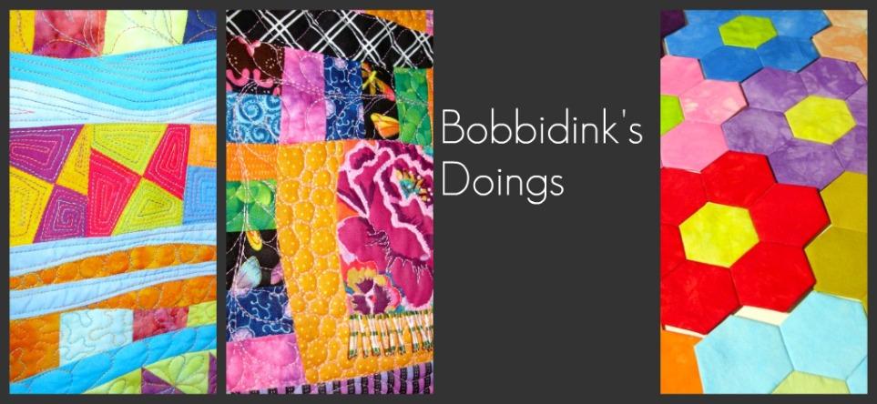 Bobbidink's Doings