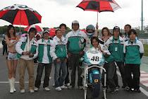 2008 Japanese championship FRS Team