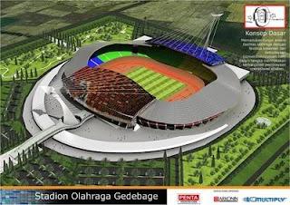 2otpj3qj Inilah 10 Stadion Masa Depan Indonesia