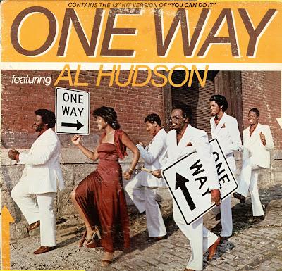 One Way Feat. Al Hudson - One Way (1979)