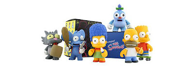 the simpsons vinyltoys