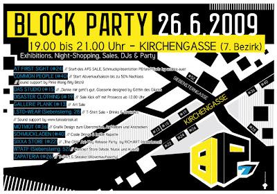 block party vienna
