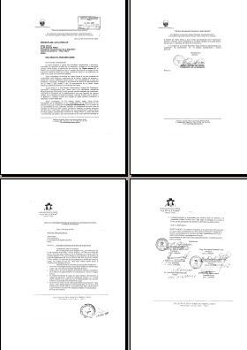 SR. PRESIDENTE DE LA REPÚBLICA DEVUELVA EL REVOLVER DE TUPAC AMARU II