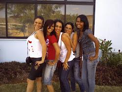 As meninas das LETRAS!