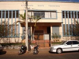 Araguari, a bela do Triângulo Mineiro Externato_santa_terezinha
