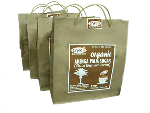 Gift's Paper Bag gula aren