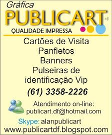 Gráfica Publicart - Qualidade impressa