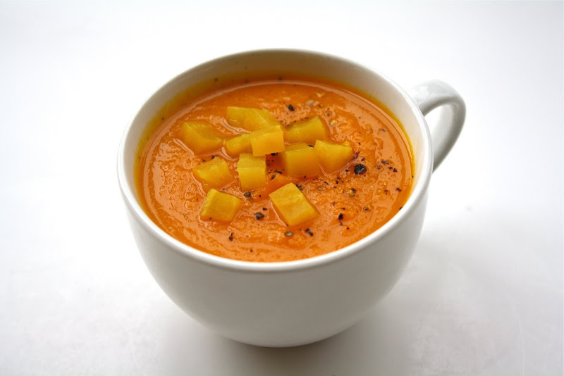 Roasted Carrot Soup | Recipe Ideas