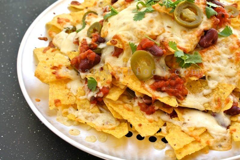 Seasaltwithfood: Nachos