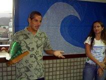Tadeu Pereira Aliança Surfistas Meio Ambiente Ecosurfi Ubatuba
